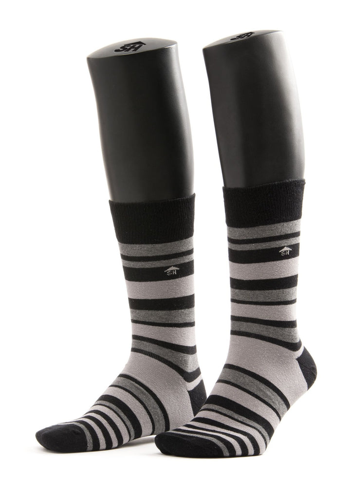 Multiple Stripes Design Socks