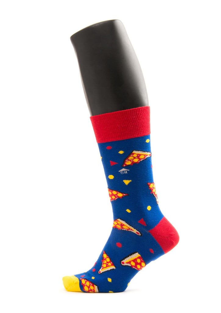 Pizza Design Socks