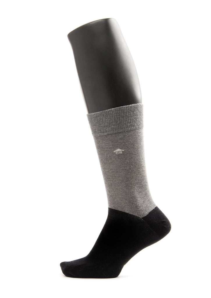 Black-Grey Socks