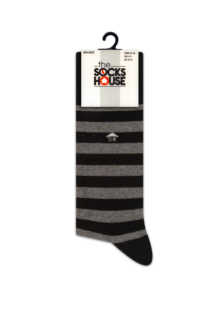 Double Type Stripes Design Socks