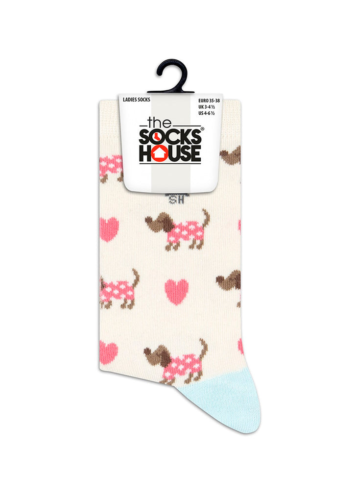 Dog Design Socks
