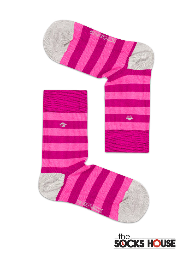 Thick Stripes Design Socks