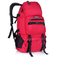 40L Large Capacity Outdoors Travel Backpack Waterproof Nylon Backpack