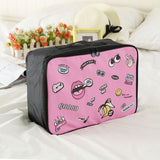 Large Capacity Travel Bag Waterproof Cosmetic Storage Bag