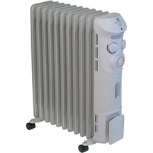 Prem-I-Air Elite 2.5kw Oil Filled Radiator with Timer - EH1369