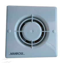 "Manrose XF100LV 100mm/4"" Wall/Ceiling Extractor Fan"