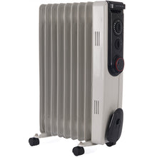Hyco Riviera 2000W (2.0kW) Heater with 3 Settings & Adjustable Thermostat - RAD20TY