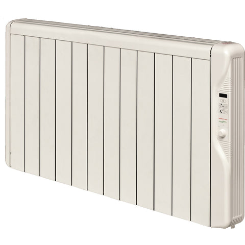 Elnur 1500W (1.5kW) Oil Free Electric Radiators with Digital Control & Timer - RX12E PLUS