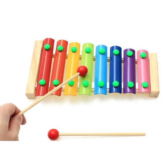 Wooden Hand Knock Piano (Xylophone)