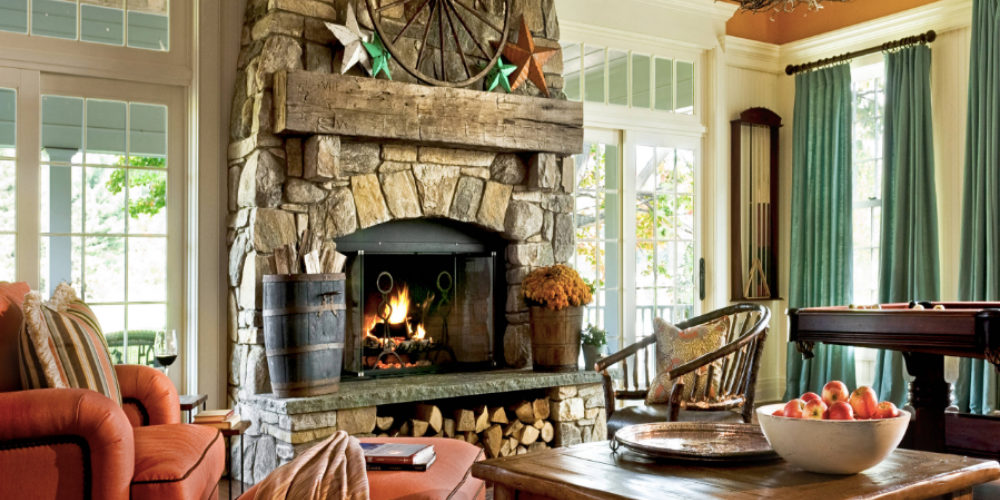 91 Eccentric Electric & Gas Fireplace Ideas