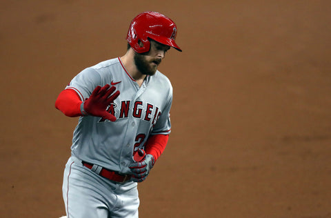 New approach helps Jared Walsh's future look permanent with Angels