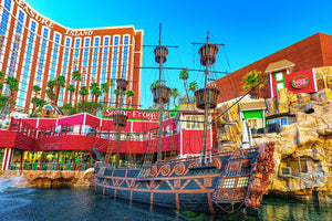 Hidden gems of the world: Treasure Island Las Vegas