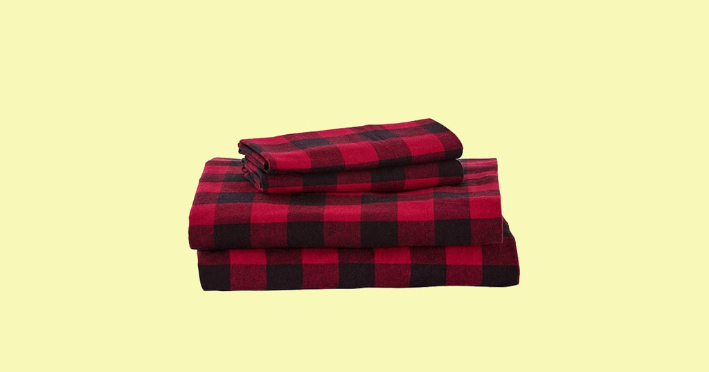 The easiest way to turn your OK bed into the warm and cozy oasis of your dreams? Flannel sheets, which are usually made from wool, cotton, or synthetic fibers and are beloved for their warmth and affordability