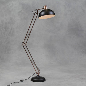 New Black Standing Lamp