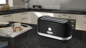 Big up your breakfast with the best 4-slice toasters