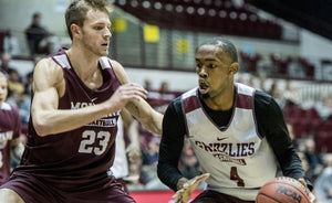 Griz and Lady Griz Hold Maroon & Silver Scrimmage and 3-Point Competition on 10/22