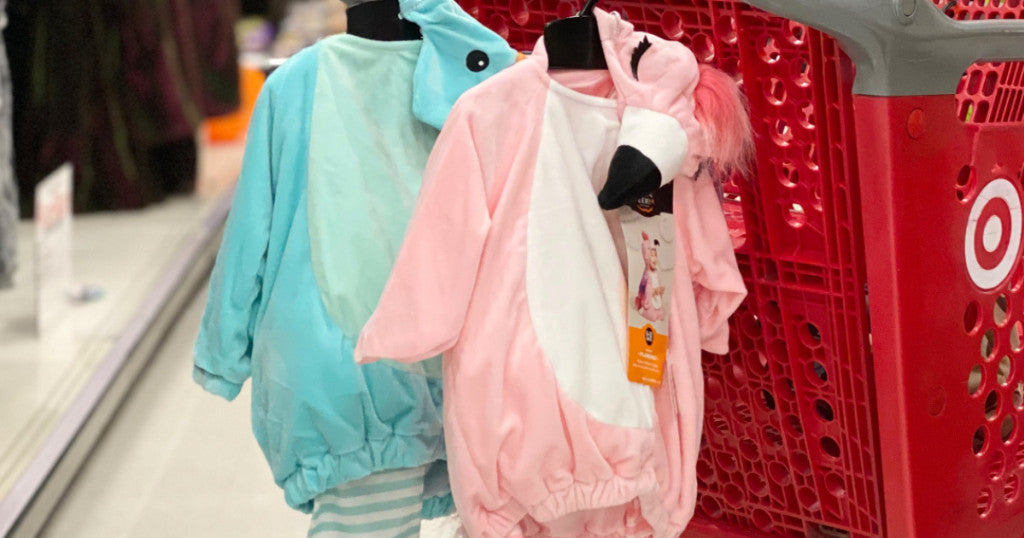 Up to 70% Off Halloween Costumes at Target