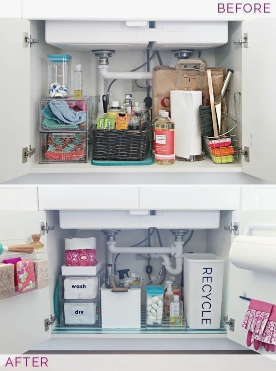 Luxurious Under Sink Storage Ideas