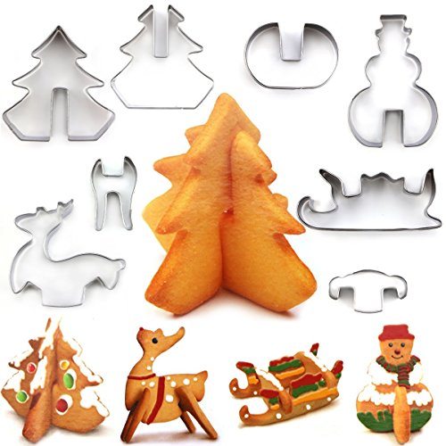 24 Best and Coolest Snowman Cookie Cutters