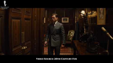 """Manners Maketh Man"" Men's Style Review of ""Kingsman: The Golden Circle"""