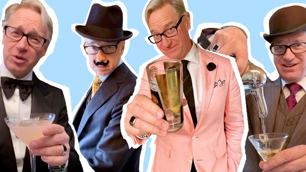 "Paul Feig is dancing around his living room to the 1960s French pop song ""Les Cactus,"" by Jacques Dutronc"