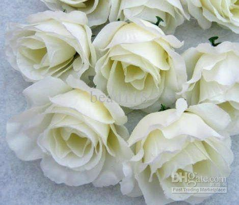 Kind White Artificial Flowers