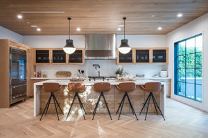 Trends in kitchen designs have changed tremendously over the past decade