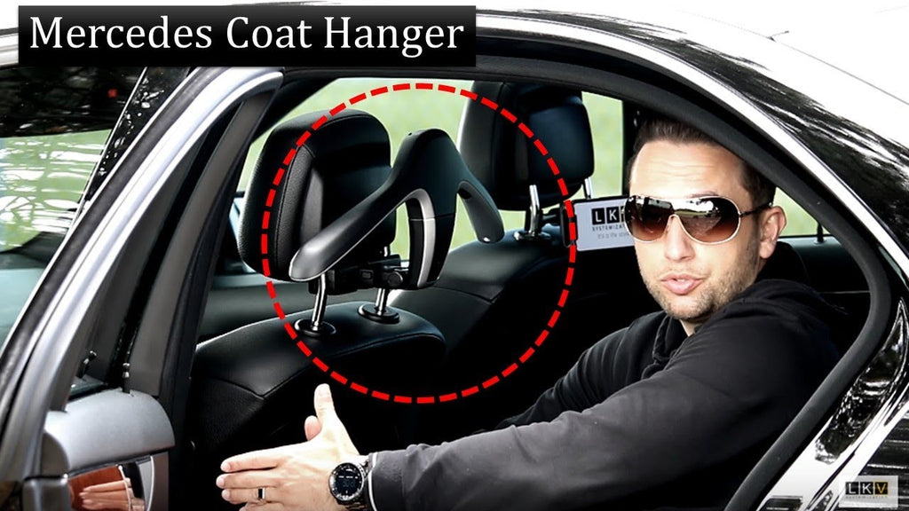 Check out the Best Mercedes Coat Hanger here:
