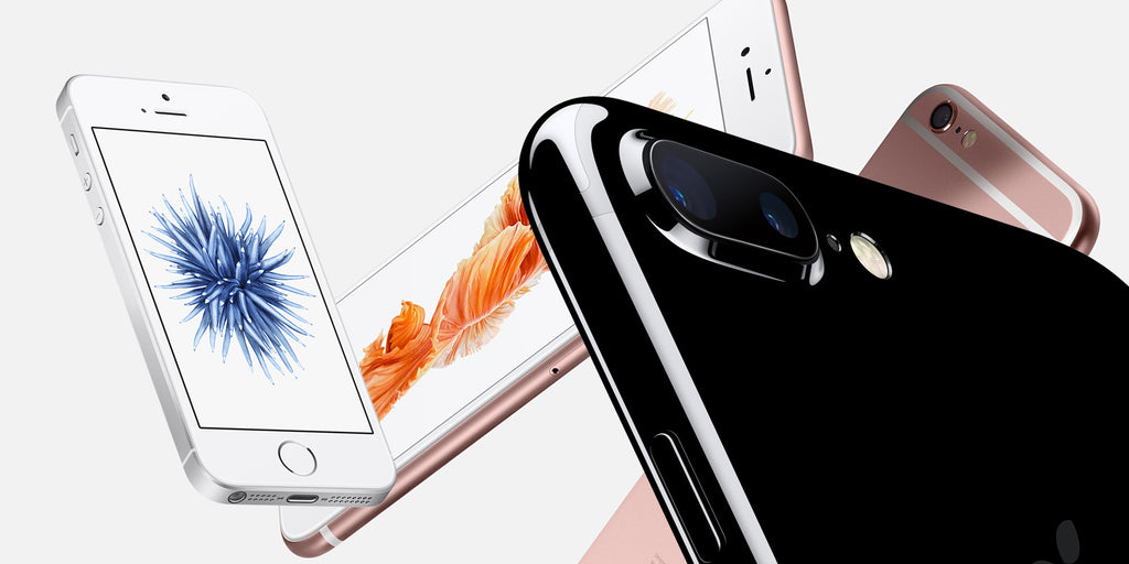 If you're thinking about buying an iPhone, you have several models to consider