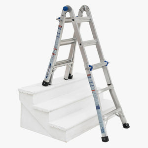 Good Looking Werner Multi Ladder