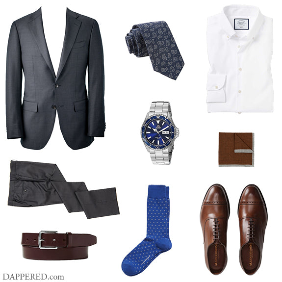Style Scenario: Enclothed Cognition – Working From Home, Suited Up