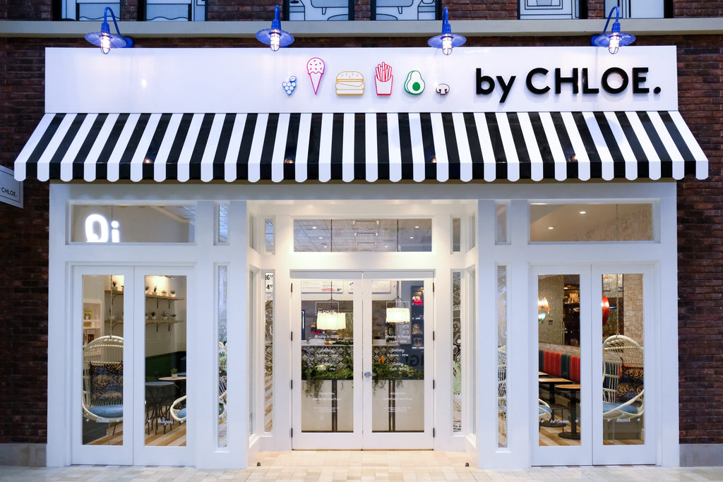 Since opening in New York's West Village in 2015, all-day vegan restaurant By CHLOE has expanded to Boston, Los Angeles, Providence and London