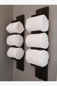 All Wall Towel Holder
