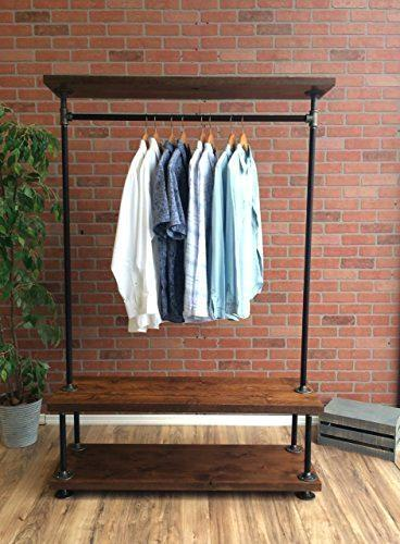 Photos Galvanized Pipe Clothes Rack