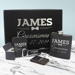 Get Your Bridal Party a Gift They'll Say 'I Do' to With a Groomsman Box