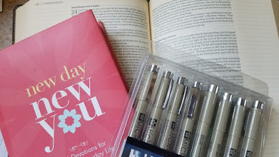 Journaling Bible ~ Porch Message ~ Breakfast ~ Care Package to Mom