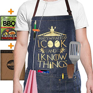 22 Coolest Denim Aprons