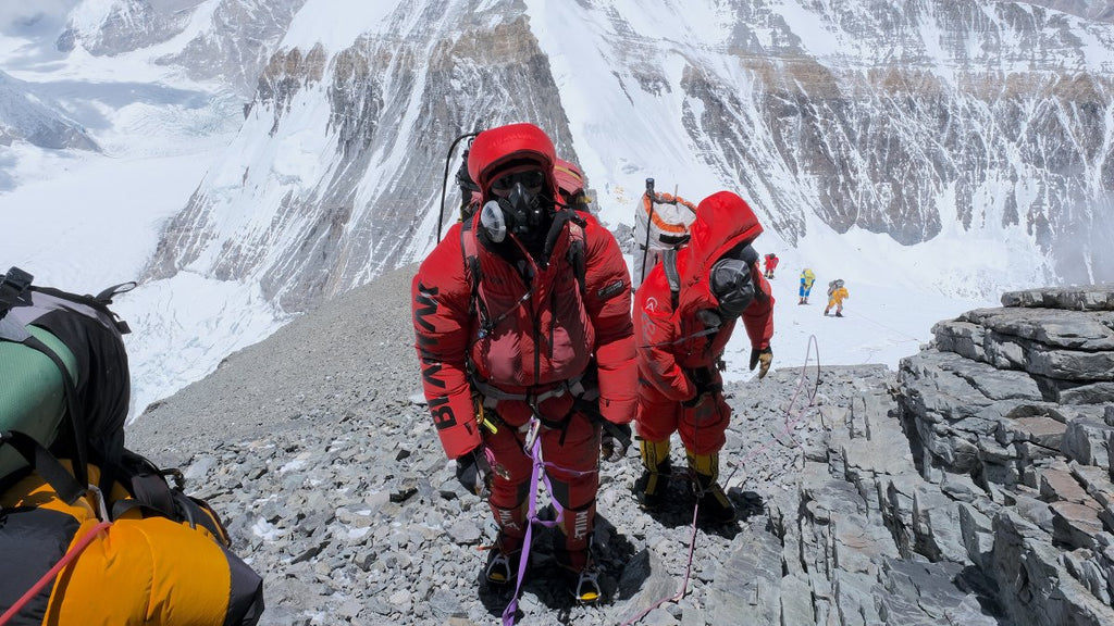 The Tech That Could Make Climbing Everest Safer
