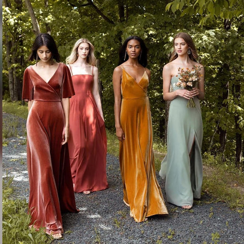 5 Tips for Getting the Perfect Bridesmaid Dresses