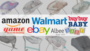 Buy Buy Baby and Walmart Join Amazon and eBay in Banning Infant Inclined Sleepers