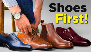 From Shoes To Shirt  Build YOUR Outfit From The Feet Up