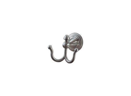 Shop for delta faucet 75035 ss victorian double robe hook brilliance stainless steel