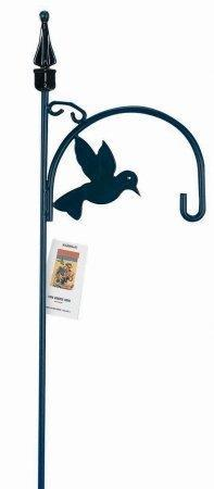 Discover the gardman r193 bird shepherd hook 80 high