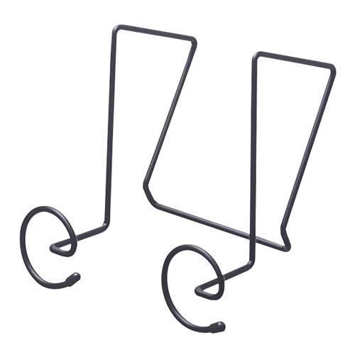 Online shopping safcproducts company panel coat hooks spiral shaped 6 7 8x5 1 4x7 1 4 charcoal