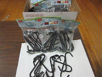 Related 150pc heavy duty plant hanger steel hooks 5 pvc coated s hook many uses