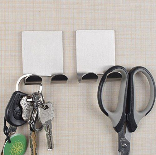 Shop for razor holder appliances plug holder hook with self adhesive 8 pack