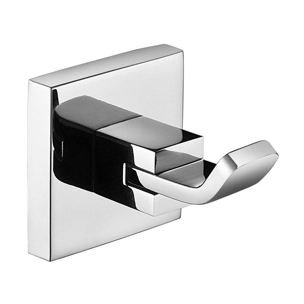 Budget friendly kes bathroom single coat robe hook sus304 stainless steel wall mount polished finish a21360