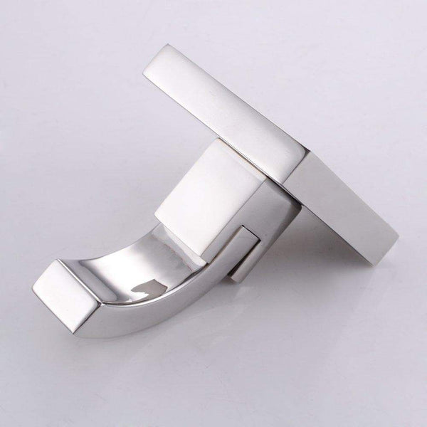 Buy now kes bathroom single coat robe hook sus304 stainless steel wall mount polished finish a21360