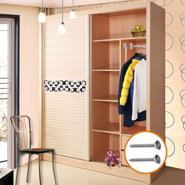 Shop ashop wall mount clothes hanger rack wall clothes hanger stainless steel clothes hooks with swing arm holder closet organizers and storage 2 pack