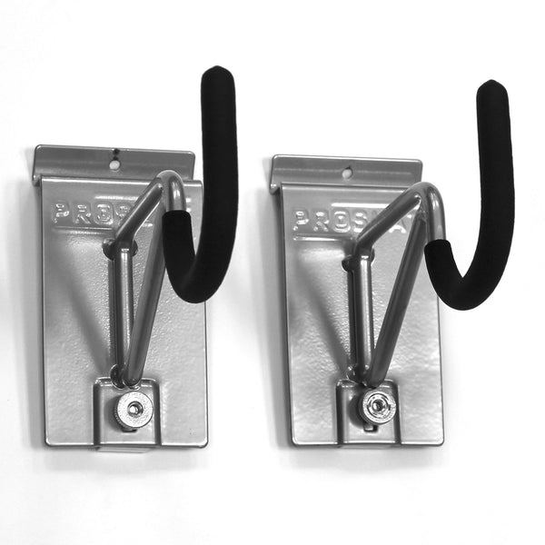 Save on proslat 13012 super duty bike hooks designed for proslat pvc slatwall locking 2 pack